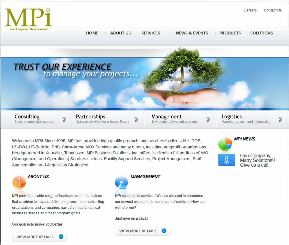 MPi Business Solutions, Inc